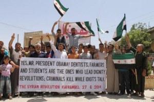 Syrian democrats