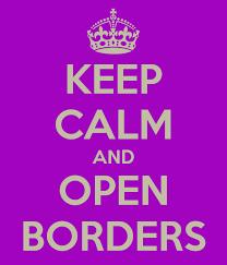 open borders x