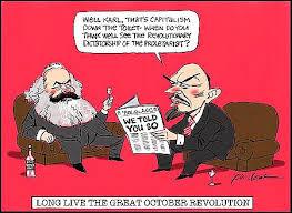 marx cartoon - Bill Leak