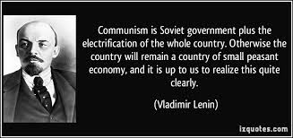 lenin electrification soviet