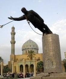 220px-SaddamStatue